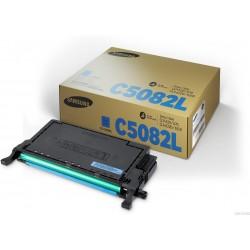 Lazerinė kasetė Samsung CLT-C5082L | didelės talpos | žydra