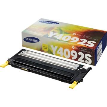 Lazerinė kasetė Samsung CLT-Y4092S | geltona