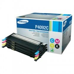 Lazerinių kasečių komplektas Samsung CLT-P4092C | 4 spalvos