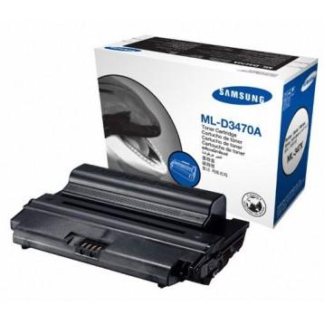 Lazerinė kasetė Samsung ML-D3470A   juoda