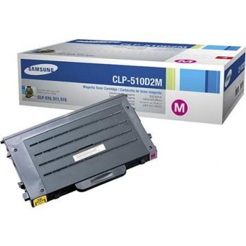 Lazerinė kasetė Samsung CLP-510D2M | purpurinė