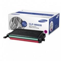 Lazerinė kasetė Samsung CLP-M660B   didelės talpos   purpurinė