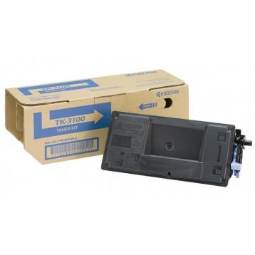 Lazerinė kasetė Kyocera TK-3100 | juoda