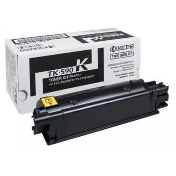 Lazerinė kasetė Kyocera TK-590K | juoda
