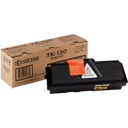 Lazerinė kasetė Kyocera TK-130   juoda