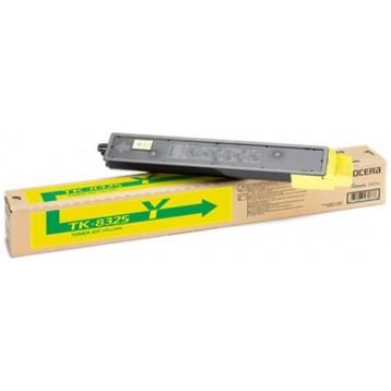 Lazerinė kasetė Kyocera TK-8325Y | geltona