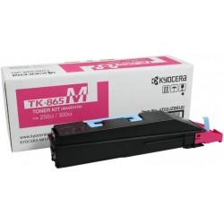 Lazerinė kasetė Kyocera TK-865M   purpurinė