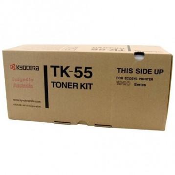 Lazerinė kasetė Kyocera TK-55   juoda