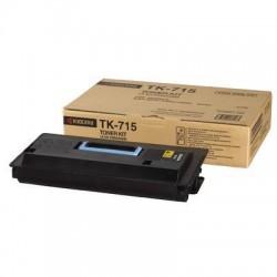 Lazerinė kasetė Kyocera TK-715   juoda