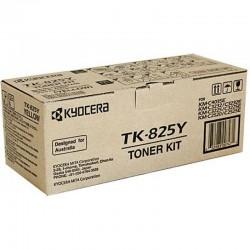 Lazerinė kasetė Kyocera TK-825Y   geltona