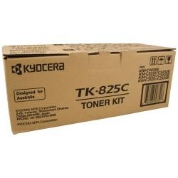 Lazerinė kasetė Kyocera TK-825C | žydra