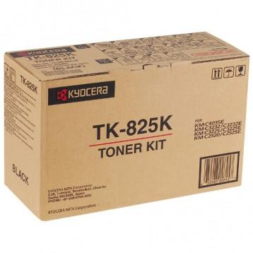 Lazerinė kasetė Kyocera TK-825K   juoda