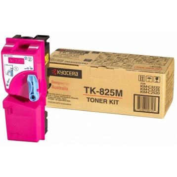 Lazerinė kasetė Kyocera TK-825M | purpurinė