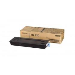 Lazerinė kasetė Kyocera TK-420   juoda