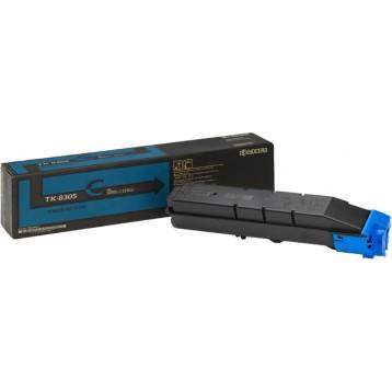 Lazerinė kasetė Kyocera TK-8305C | žydra