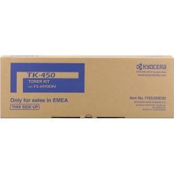 Lazerinė kasetė Kyocera TK-450   juoda