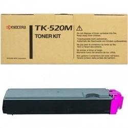 Lazerinė kasetė Kyocera TK-520M   purpurinė