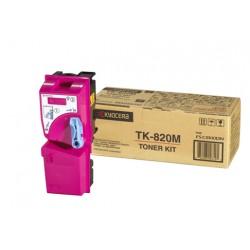 Lazerinė kasetė Kyocera TK-820M | purpurinė