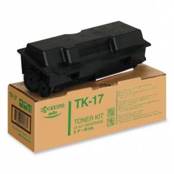 Lazerinė kasetė Kyocera TK-17 | juoda
