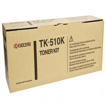 Lazerinė kasetė Kyocera TK-510K   juoda