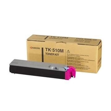 Lazerinė kasetė Kyocera TK-510M   purpurinė