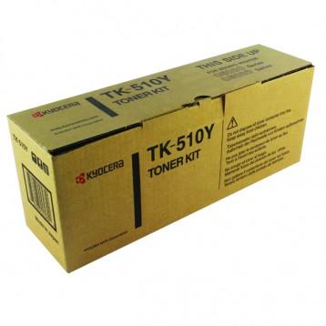 Lazerinė kasetė Kyocera TK-510Y   geltona