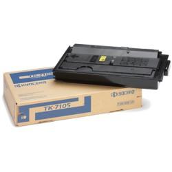 Lazerinė kasetė Kyocera TK-7105 | juoda
