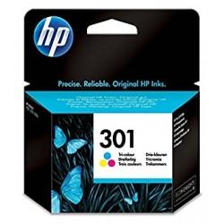 Rašalinė kasetė HP CH562EE (Nr. 301) | trispalvė