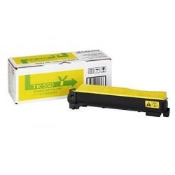 Lazerinė kasetė Kyocera TK-550Y   geltona