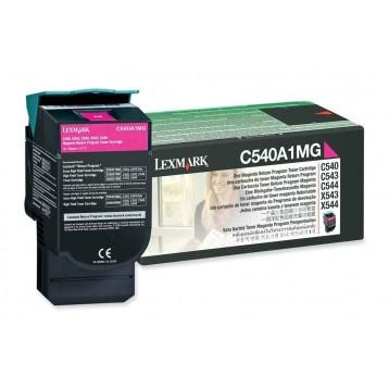 Lazerinė kasetė Lexmark C540A1MG   purpurinė