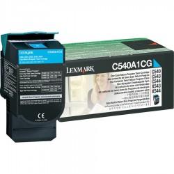 Lazerinė kasetė Lexmark C540A1CG | žydra