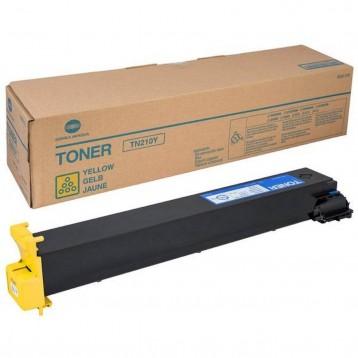 Lazerinė kasetė Konica Minolta 8938510 / TN210Y | geltona