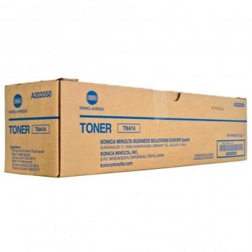 Lazerinė kasetė Konica Minolta A202050 / TN414   juoda