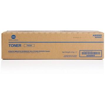 Lazerinė kasetė Konica Minolta A202053 / TN320 | juoda