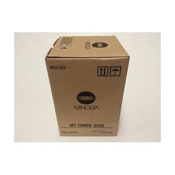 Lazerinė kasetė Konica Minolta 8932504 / 301B   juoda
