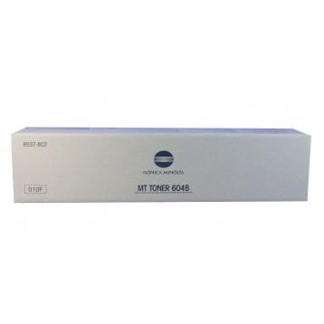 Lazerinė kasetė Konica Minolta 8937802 / 604B   juoda
