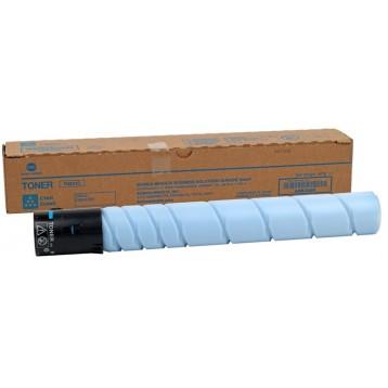 Minolta TN221C cartridge, cyan