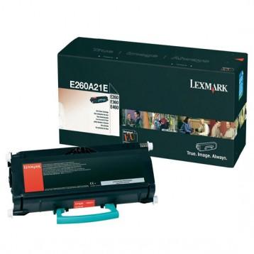 Lexmark E260, E360, E460 cartridge black
