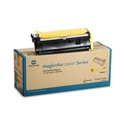 Lazerinė kasetė Konica Minolta 1710471-002   geltona