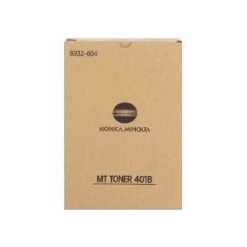 Lazerinė kasetė Konica Minolta 8932604 / 401B | juoda