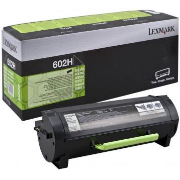 Lazerinė kasetė Lexmark 60F2H00 (602H)   didelės talpos   juoda