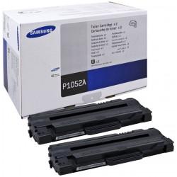 Lazerinė kasetė Samsung MLT-P1052A | 2 vnt. pakuotė | juoda