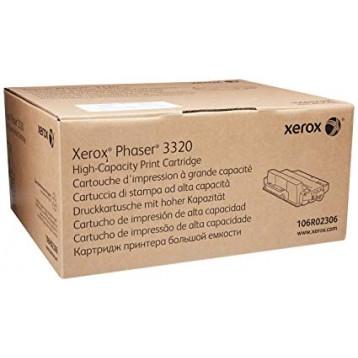 Lazerinė kasetė Xerox 106R02306 | didelės talpos | juoda