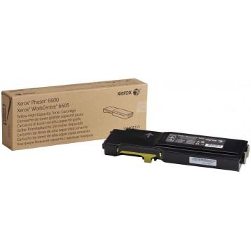 Lazerinė kasetė Xerox 106R02235   didelės talpos   geltona