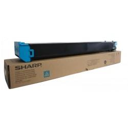 Lazerinė kasetė Sharp MX-23GTCA   žydra
