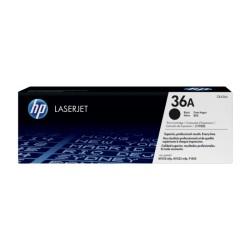 Lazerinė kasetė HP CB436A   juoda