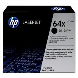 Lazerinė kasetė HP CC364X | didelės talpos | juoda