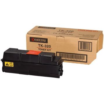 Lazerinė kasetė Kyocera TK-320 | juoda