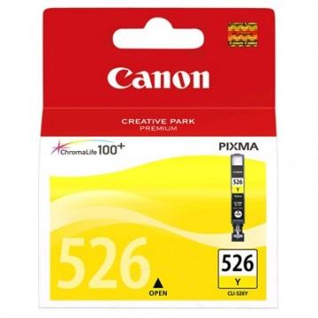 Rašalinė kasetė Canon CLI-526Y | geltona