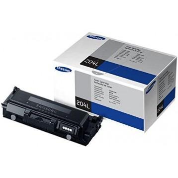 Lazerinė kasetė Samsung MLT-D204L   didelės talpos   juoda